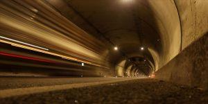 'Başı dumanlı Ilgaz'a yapılan tünelden 1 milyon 151 bin araç geçti