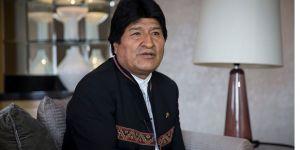 Bolivya eski Devlet Başkanı Morales: Dördüncü kez aday olmam hataydı