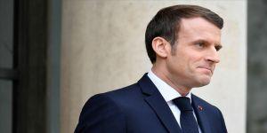 Fransa'da gazetecinin Macron'un bulunduğu yeri sosyal medyada paylaşmasına soruşturma