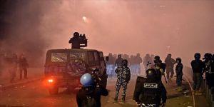 Lübnan'da göstericiler ile güvenlik güçleri arasındaki gerginliğin bilançosu: 220 yaralı