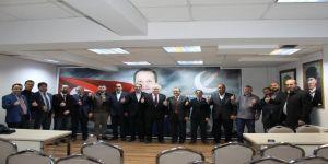 Kocaeli Yeniden Refah' ın Yeni Başkanlık Divanı..