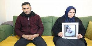 YPG/PKK'lıların roketli saldırıyla yasa boğduğu ailenin acısı dinmiyor