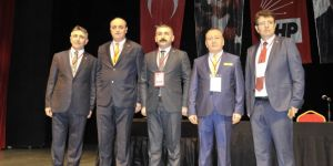 CHP'de heyecanlı kongre