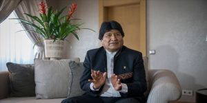 Evo Morales seçimlerde partisini temsil edecek adayları açıkladı