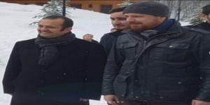 Bilal Erdoğan Kocaeli'ye geldi