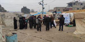 AK Parti Gençlik Kollarından İdlib'e 3 tır insani yardım