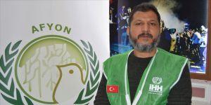İHH'nin İdlibliler için başlattığı 'briket ev' kampanyasına büyük destek