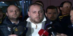 Fenerbahçe Yönetim Kurulu Üyesi Pirşen: Vedat Muric'in PFDK'ye sevk edilmesi bizim açımızdan gülünç
