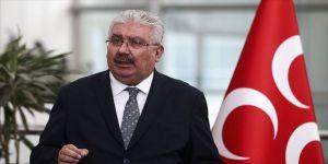 MHP'li Yalçın'dan CHP Sözcüsü Öztrak'ın iddialarına yanıt: Yalan ve iftiradan ibarettir