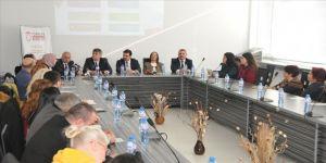 YTB Başkanı Eren Bulgaristan'da 'Türkiye Bursları'nı tanıttı