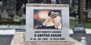 Şehit Emniyet Müdürü Ali Gaffar Okkan'ı arkadaşları anlattı