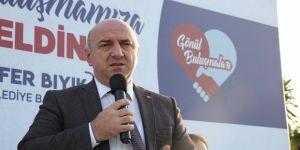 Bıyık, Bayramoğlu'nda vatandaşlarla buluşacak