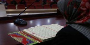 Kur'an-ı Kerimi Tecvidli Okuma Yarışması Düzenleniyor ! Birinciye Umre ziyareti