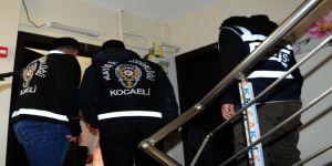 Huzur uygulamasında 71 kişi yakalandı