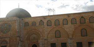 Filistin Dışişleri Bakanlığı: İsrail'in Mescid-i Aksa'dan uzaklaştırma politikası tehlikeli bir gerilim
