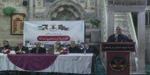 İslami Cihad'dan Arap Birliği ve İİT'ye ABD ile koordinasyonu durdurma çağrısı