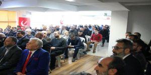 Yeniden refah partisi konferans düzenledi