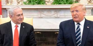 Trump,skandal haritayı paylaşarak dünyaya duyurdu: Kudüs artık İsrail'in...