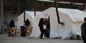 AFAD: Elazığ ve Malatya'da iyileştirme çalışmaları sürüyor