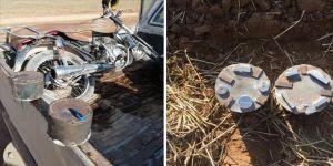 MSB: Rakka'da YPG/PKK tarafından motosiklete tuzaklanan EYP imha edildi