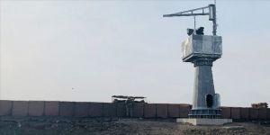 Üs bölgeleri Sarp kulesiyle korunacak