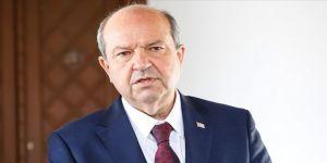 KKTC Başbakanı Tatar'dan Türk bayrağını yırtan Yunan milletvekiline tepki