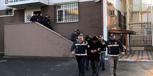 Kocaeli'de göçmen kaçakçılığı operasyonu: 8 gözaltı