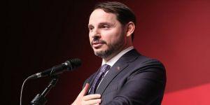 Hazine ve Maliye Bakanı Albayrak: Gösterge tahvilin faizinde ilk kez tek haneyi yakaladık