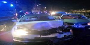 Anadolu Otoyolu'nda zincirleme trafik kazası: