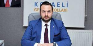 AK Parti İl Gençlik Kolları Başkanı Kahraman Veda Etti