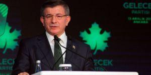 Ahmet Davutoğlu,Gelecek Partisi Kocaeli İl Binası'nın açılışına gelecek