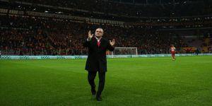 Galatasaray Teknik Direktörü Terim: İkinci yarıya iyi başladık, inşallah böyle devam edeceğiz