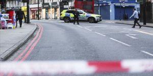 Londra'da polisin vurduğu saldırganın terör suçundan ceza aldığı belirlendi