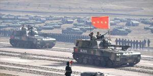Çin, ABD'den sonra dünyada ikinci büyük silah üreticisi ülke