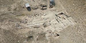 Antik kent 'Apameia'daki çalışmalar turizme değer katacak