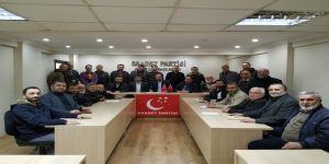 Saadet Partisi Gebze Büyük Mitinge Hazırlanıyor