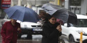 Başkent için kuvvetli fırtına uyarısı
