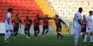 Gaziantep FK üst sıralara göz kırpıyor