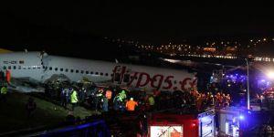 Uçak kazasında yaralanan 88 yolcunun tedavisi sürüyor
