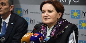 İYİ Parti Genel Başkanı Akşener'den parti içi demokrasi değerlendirmesi