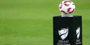 Ziraat Türkiye Kupası'nda iki maçın saatinde değişiklik yapıldı