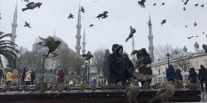 Marmara Bölgesi'nde aralıklı kar yağışı bekleniyor