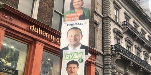 İrlanda'da seçmen erken seçim için sandık başına gitti