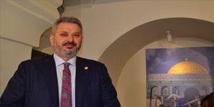 Türkiye-Filistin Parlamentolar Arası Dostluk Grubu Başkanı Turan: Kudüs kırmızı çizgimiz