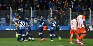 Adana derbisinin kazananı Adana Demirspor