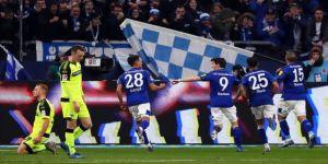 Schalke 04'e Ahmed Kutucu'nun golü galibiyet için yetmedi
