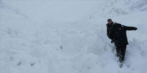Van'da olumsuz hava koşulları nedeniyle arama çalışmaları başlatılamadı