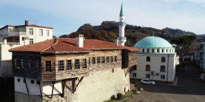 Karadeniz'in doğasıyla bütünleşen tarihi konak müzeye dönüşüyor