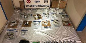 Silopi Adliyesi'nde bomba düzeneği ele geçirildi