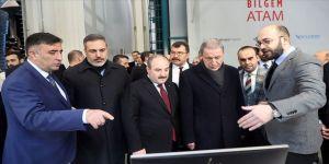 Bakanlar ve MİT Başkanı Fidan Gebze'ye Geldi